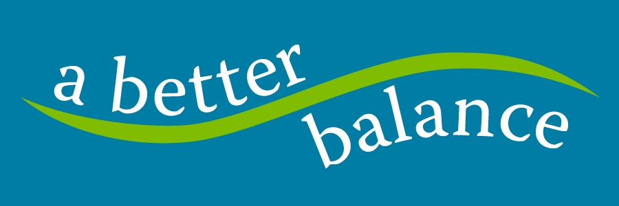 Abetterbalance Logo Blue