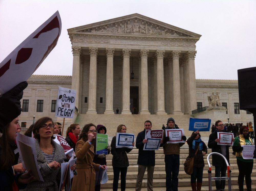 Supreme Court Pregnancy Decision: Young V. UPS