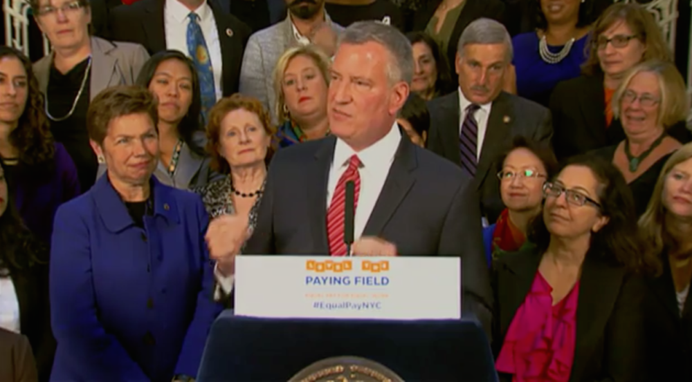 Victory For NYC Public-Sector Workers In The Fight For Pay Equity!