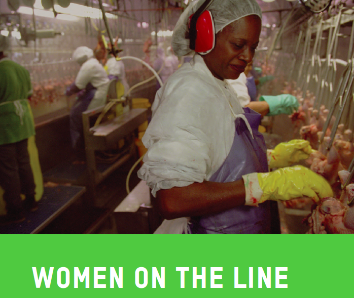 OxFam- Women On The Line: A Review Of Workplace Gender Issues In The US Poultry Industry