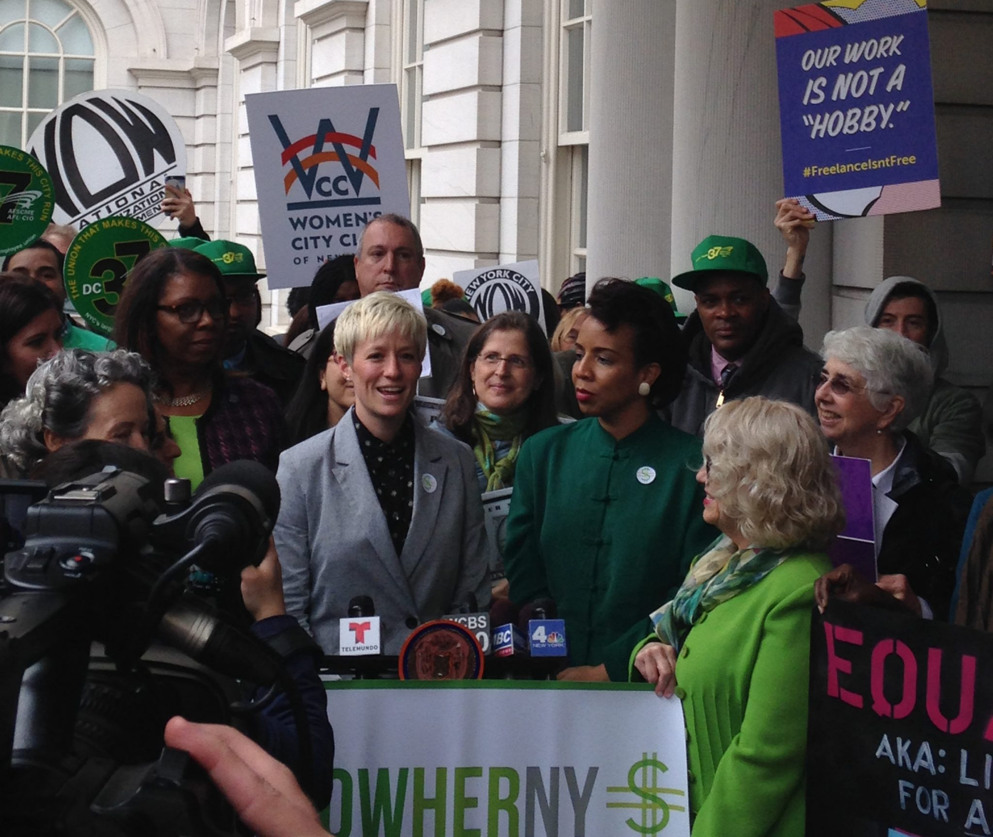 New Tools To Fight Unfair Pay In New York