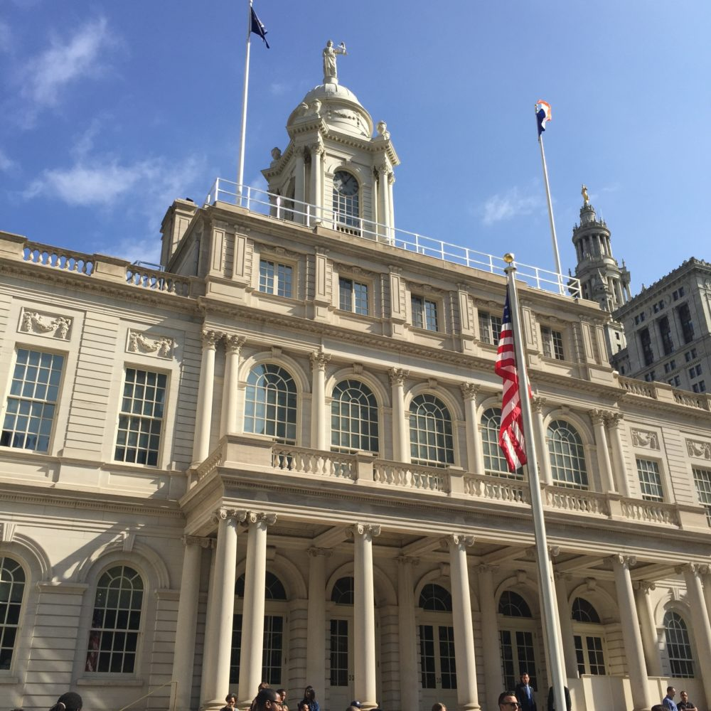 City Hall Nyc