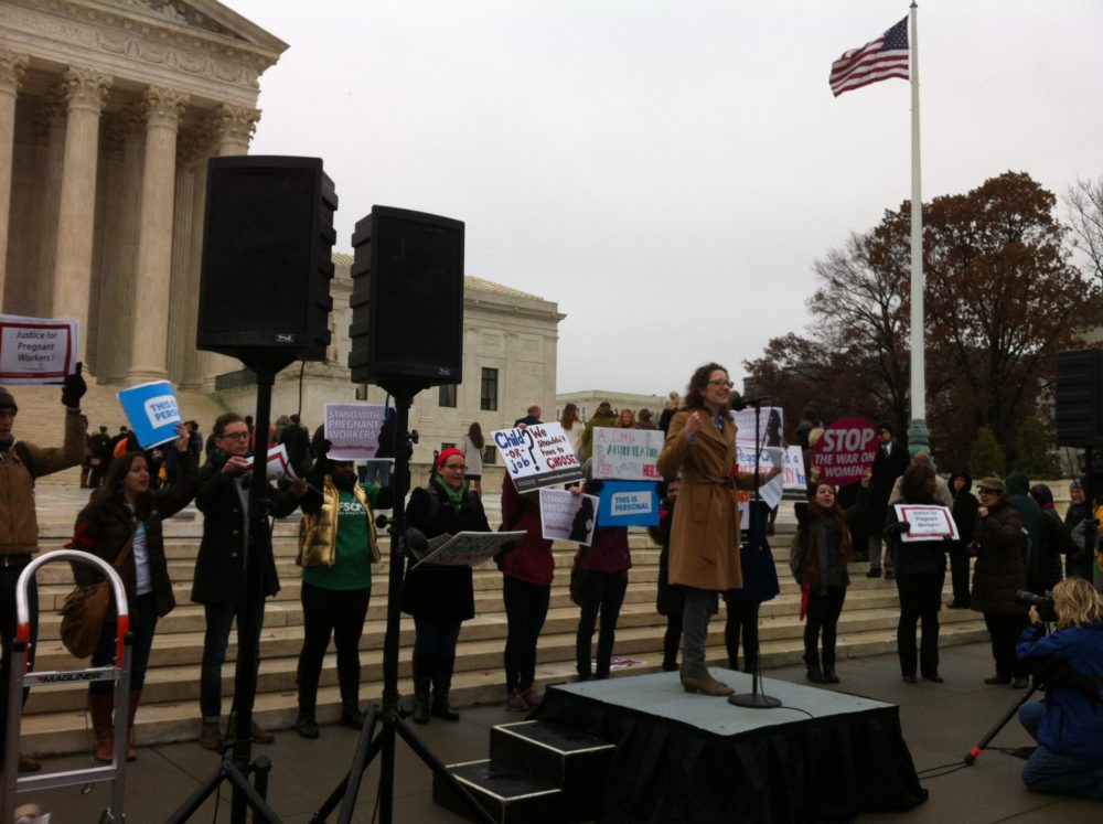 Eg In Front Of Supreme Court