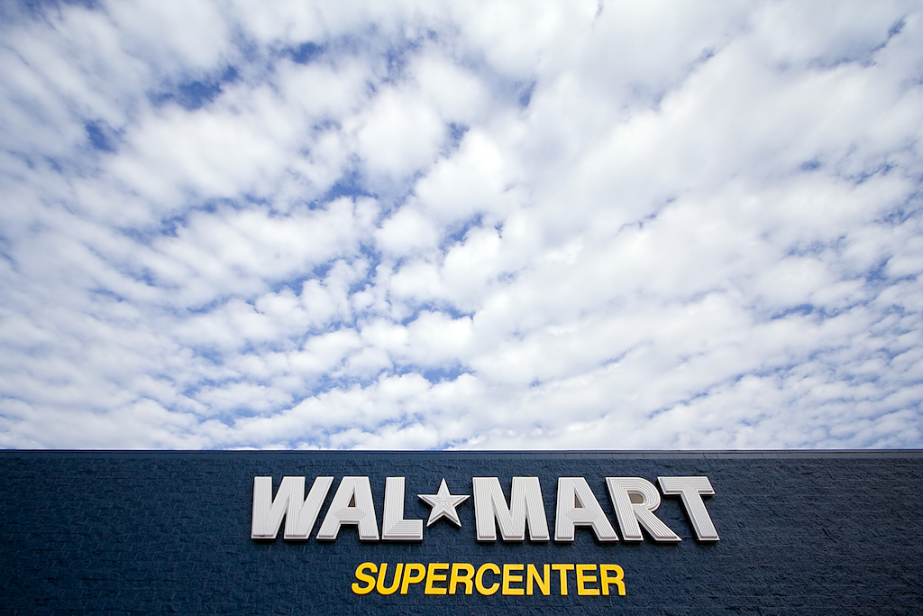 """WALMART: SUPERCENTER"" By Alphageek Is Licensed Under CC BY-NC-SA 2.0"