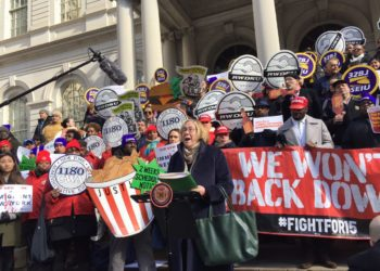 Supporting A Fair Workweek In New York City