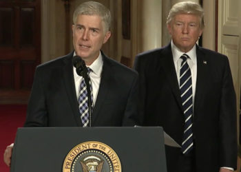 Federal Watch: Gorsuch Hearing To Begin, Amidst Civil Rights Advocates' Growing Concerns