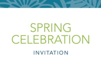 Join Us For The Spring Celebration