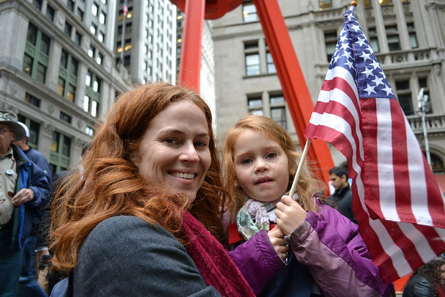 Parents In The Park: Occupy Wall Street, Work-Family Conflict And The 99%