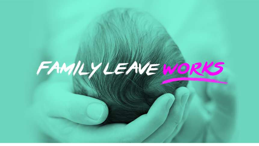 "Announcing ""Family Leave Works"""