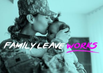 Family Leave Works For Military Families