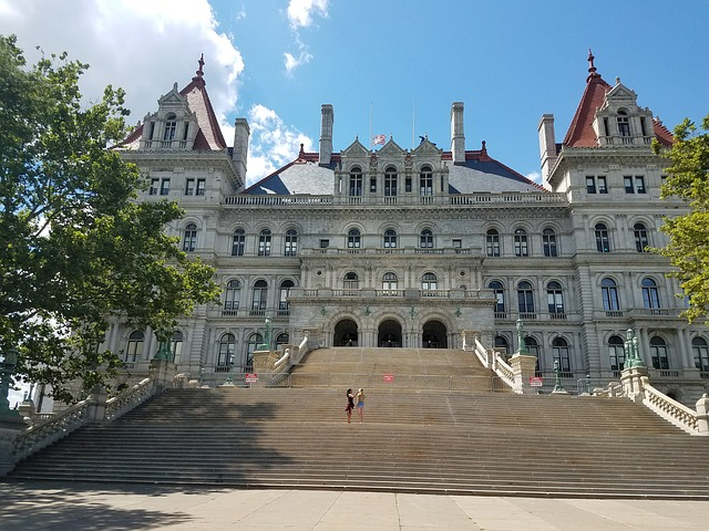 New York State Has A HUGE Opportunity To Advance Women's Rights This Week!