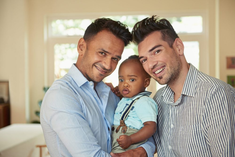 This Father's Day, Join Us In Celebrating & Supporting Male Caregivers