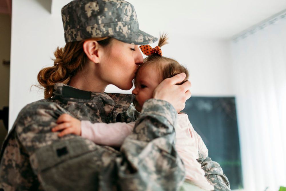 Governor Brown: Sign California Bill To Help Military Families!
