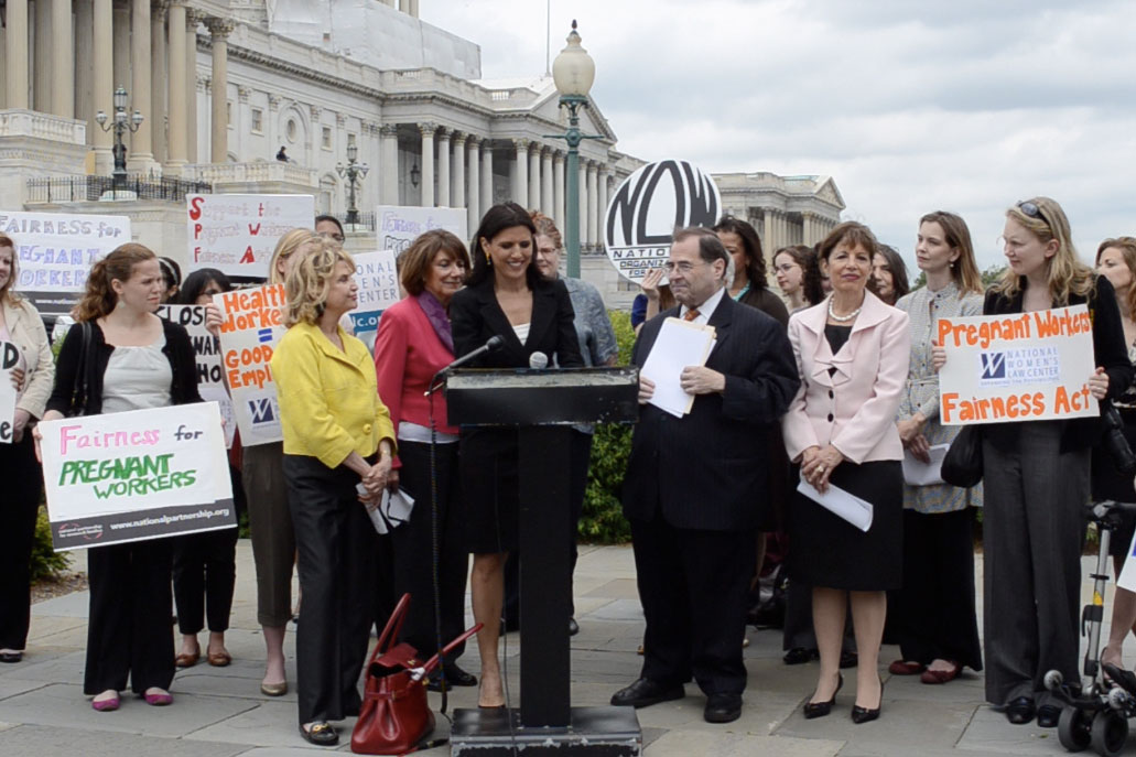 A Better Balance Applauds Bipartisan Pregnant Workers Fairness Act Introduced Today In The U.S. House Of Representatives
