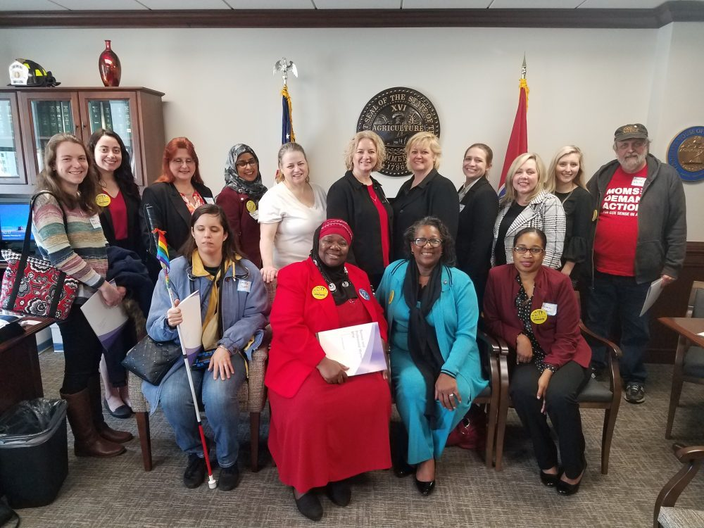 A Better Balance Joins With Partners For Tennessee Women's Day On The Hill