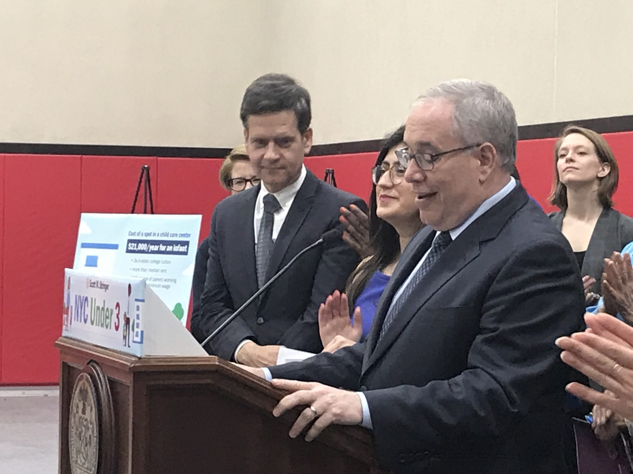 ABB Applauds NYC Comptroller Stringer's Bold Plan To Tackle New York's Child Care Crisis