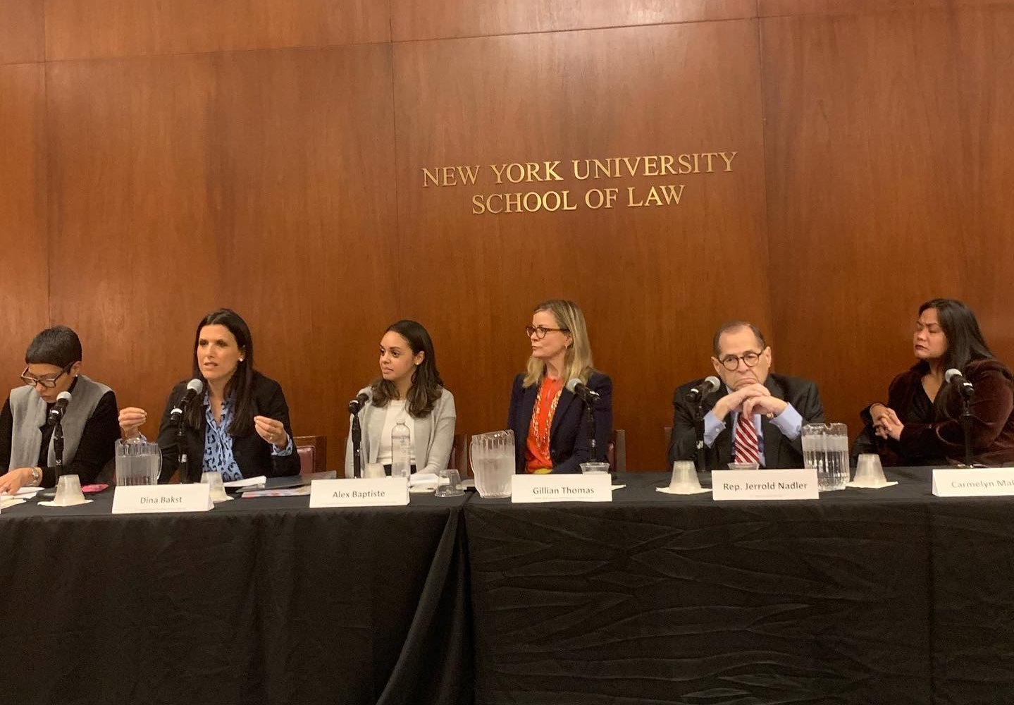 ABB & NYU Law Host Panel With Congressman Jerrold Nadler On The Fight To End Pregnancy Discrimination