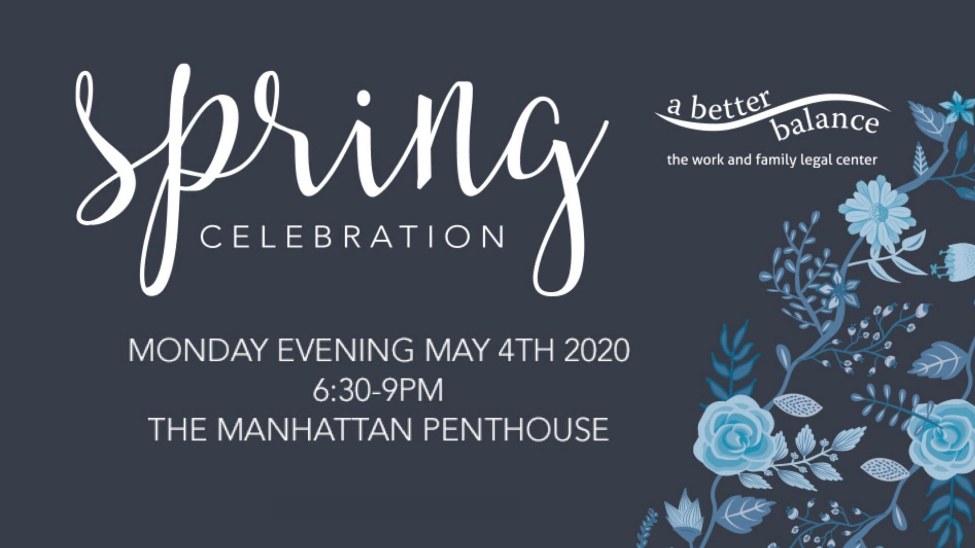 Join Us For Our Annual Celebration! [POSTPONED]