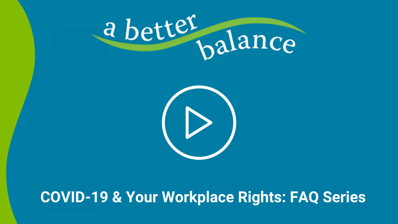 Justice For Workers: Our COVID-19 FAQ Series Can Help Workers Exercise Their Rights