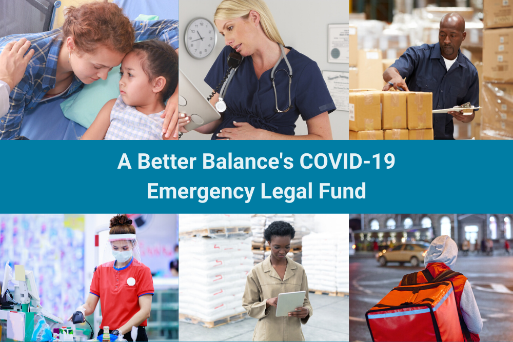 Donate now to the COVID-19 Emergency Legal Fund